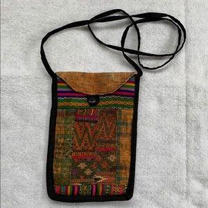 Handbags - BOHO Purse with Cross Over Straps
